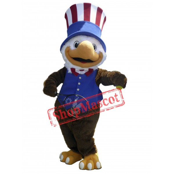 High Quality American Olympics Eagle Mascot Costume