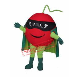 The Super Cherry Mascot Costume