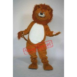 High Quality Realistic Lion Mascot Costume