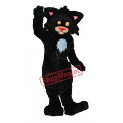 Bad Kitty Cat Mascot Costume