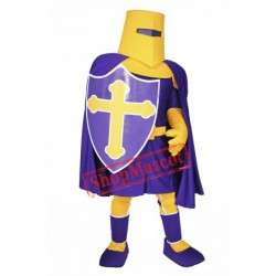 Archbishop Riordan Knight Mascot Costume