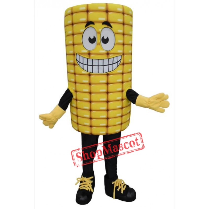 High Quality Corn Mascot Costume
