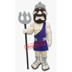 High Quality Triton Mascot Costume