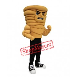 Power Cyclone Mascot Costume