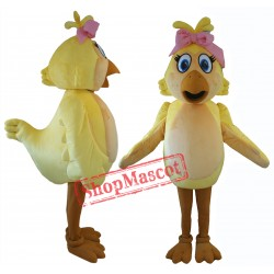 Fashion Chicken Mascot Costume Free Shipping
