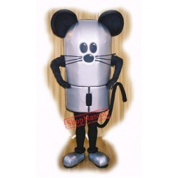Computer Mouse Mascot Costume