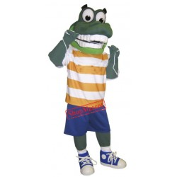 College Lightweight Gator Mascot Costume