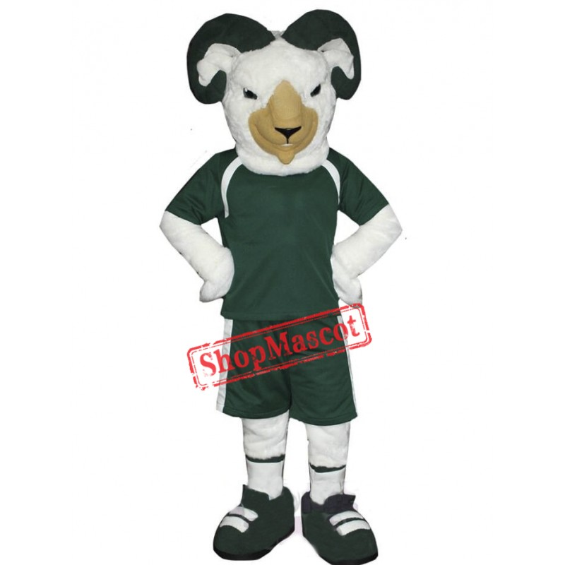 Power Fierce Ram Mascot Costume