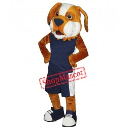 Power Sporty Dog Mascot Costume