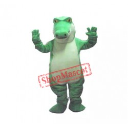 Crocodile Alligator Plush Mascot Costume