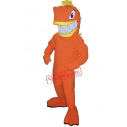 High Quality Guppy Fish Mascot Costume