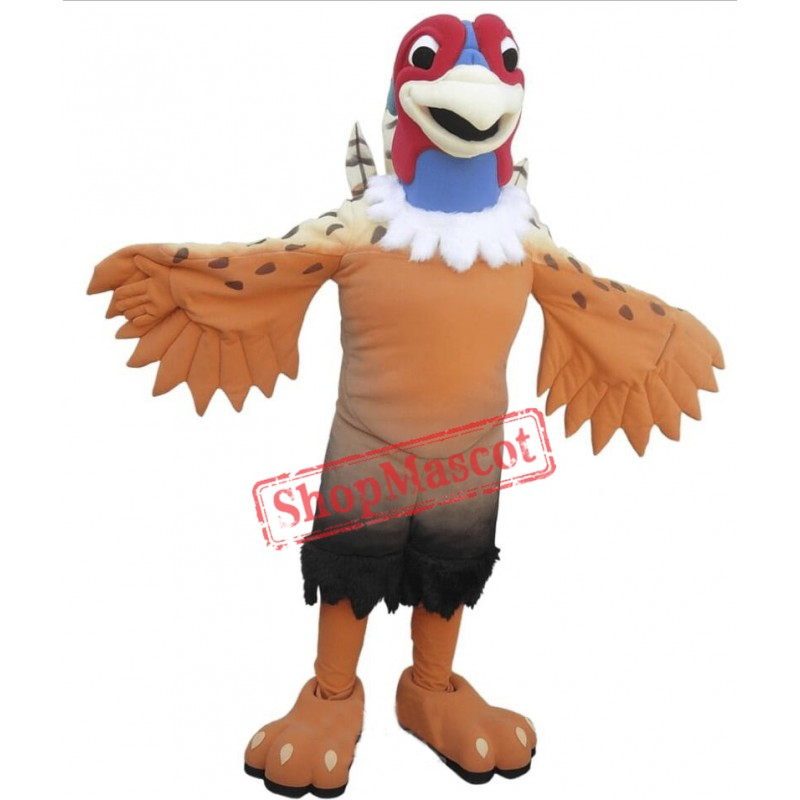 High Quality Pheasant Mascot Costume
