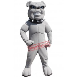 High Quality Lightweight Bulldog Mascot Costume
