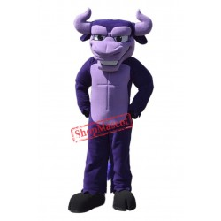 Power Lightweight Bull Mascot Costume