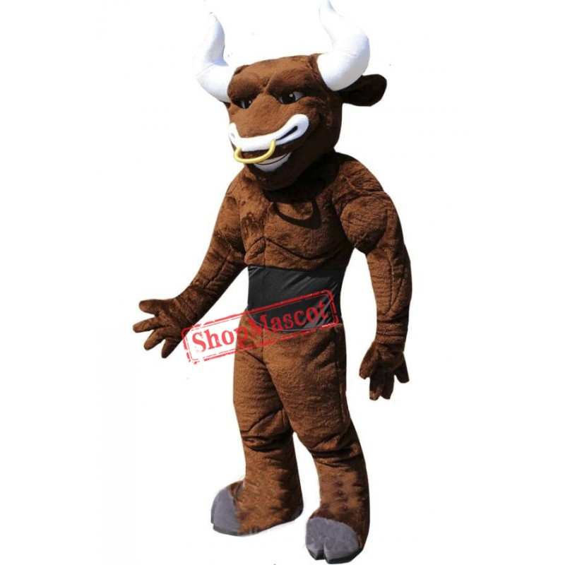 High Quality Lightweight Bull Mascot Costume