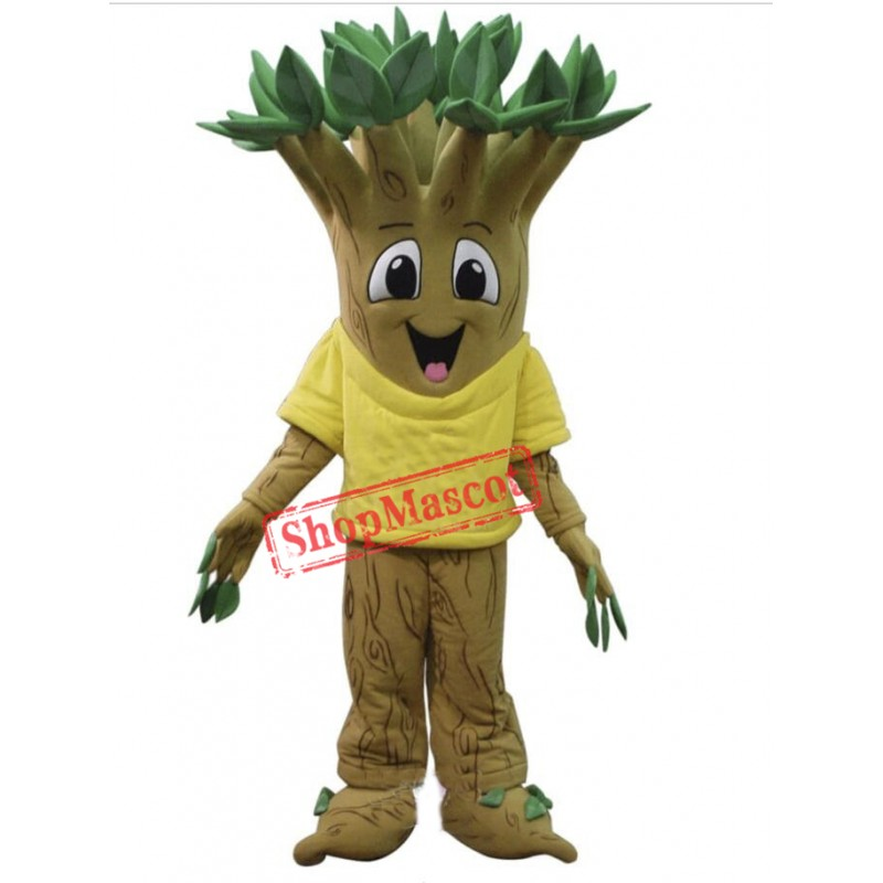 College Tree Mascot Costume