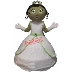 High Quality Princess Mascot Costume