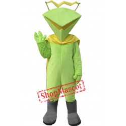 High Quality Martian Mascot Costume