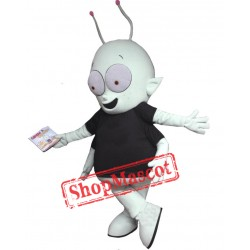 Alien Child Mascot Costume