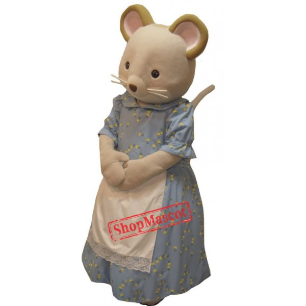 Virtuous Mouse Mascot Costume