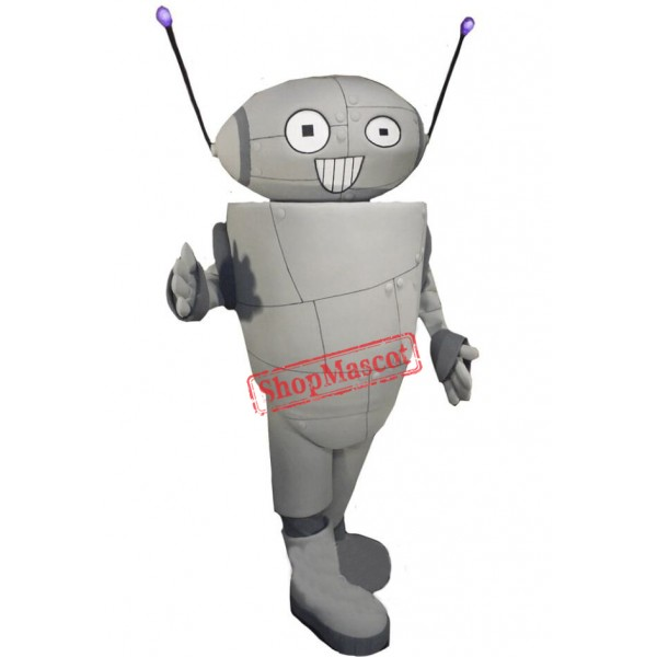 High Quality Robot Mascot Costume