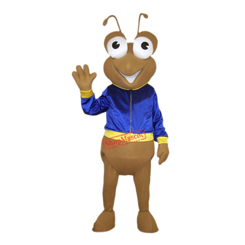 Cute Lightweight Ant Mascot Costume