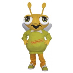 Cute Bug Mascot Costume