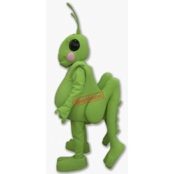 High Quality Grasshopper Mascot Costume