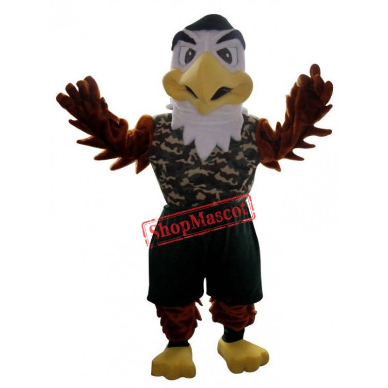 Eagle Mascot Costume Adult Animal Costume