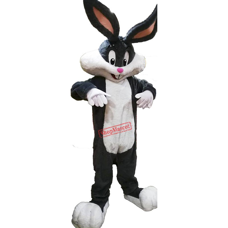 Bunny Mascot Costume Adult Easter Bunny Costume