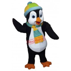 Happy Lightweight Penguin Mascot Costume