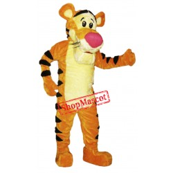 High Quality Tiger The Pooh Mascot Costume
