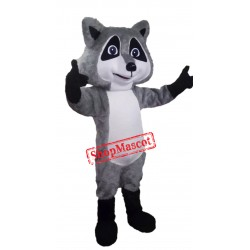 Raccoon Mascot Costume Adult Animal Costume