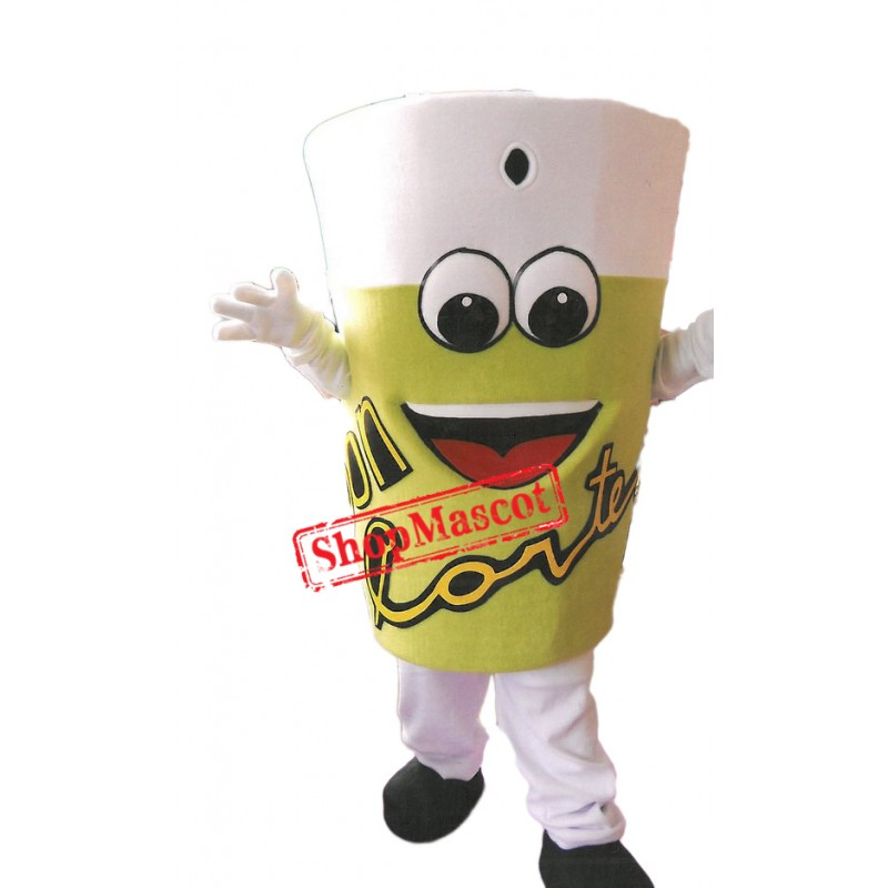 Lemonade Mascot Costume