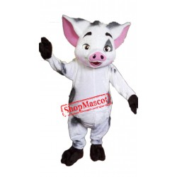 Cute Lightweight Pig Mascot Costume