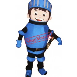Mike The Knight Mascot Costume