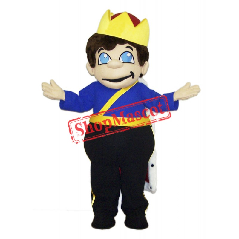 King Kid Mascot Costume
