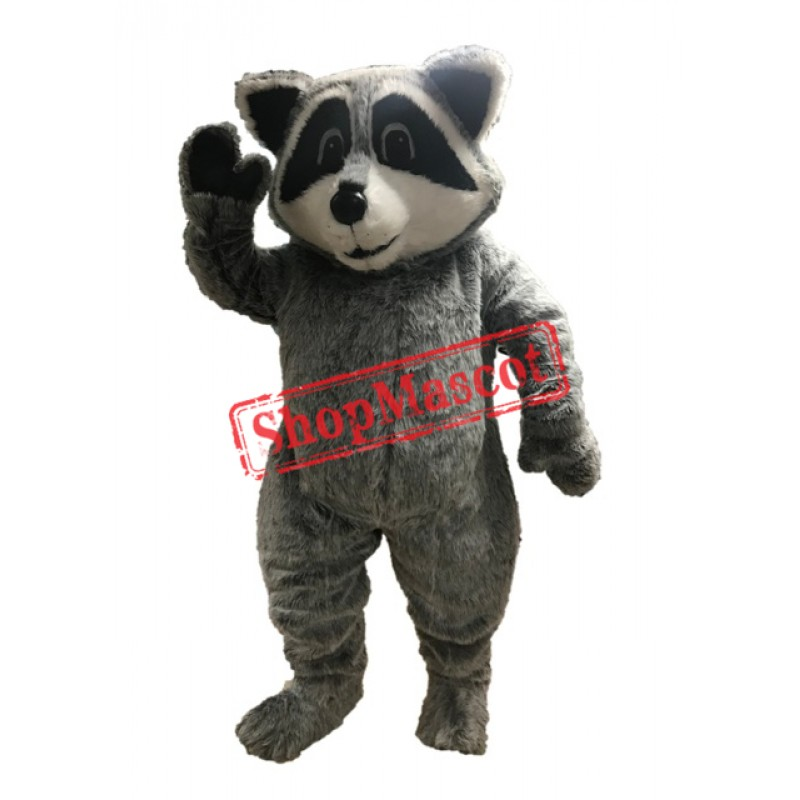 Cute Lightweight Raccoon Mascot Costume