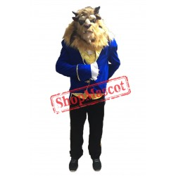 The Realistic Beast Mascot Costume