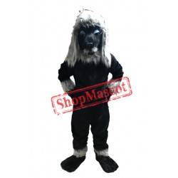 German Shepherd Dog Mascot Costume