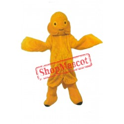 Gold Fish Mascot Costume
