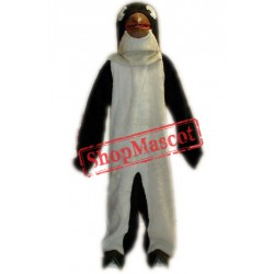 Cute Lightweight Penguin Mascot Costume Free Shipping