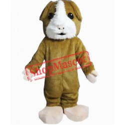 Lovely Hamster Mascot Costume