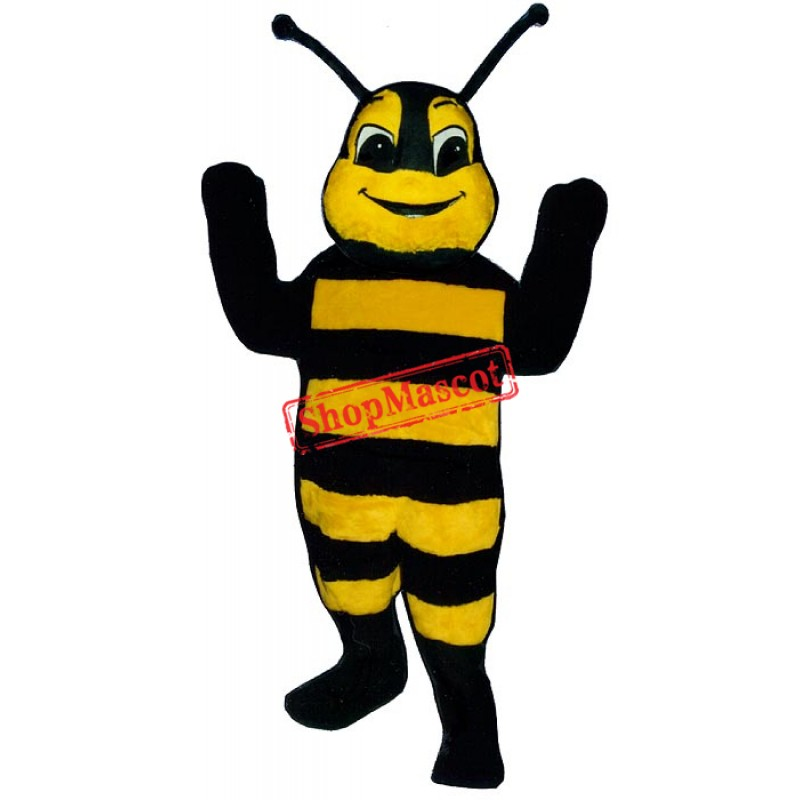 Friendly Bee Mascot Costumes