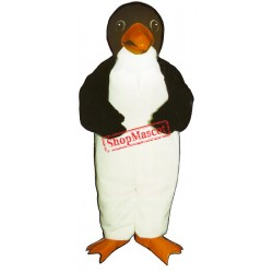 Toy Penguin Mascot Costume