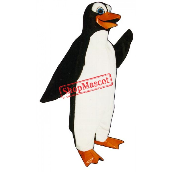Perry Penguin Mascot Costume