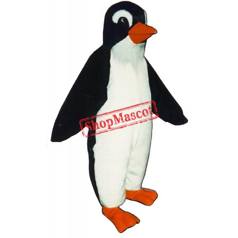 Percy Penguin Mascot Costume