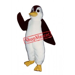 Playful Penguin Mascot Costume