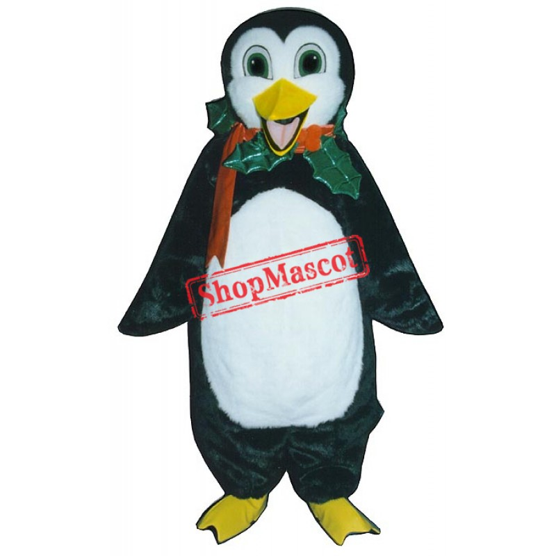 Molly Holly Berry Penguin Mascot Costume