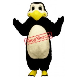 Polar Penguin Mascot Costume